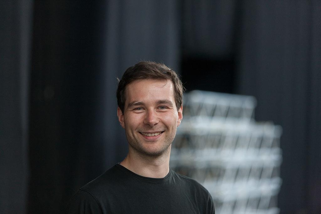 Dirk Ziervogel, Projektleiter Ton bei Neumann & Müller