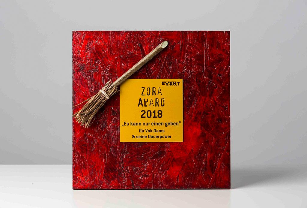 Zora Award 2018