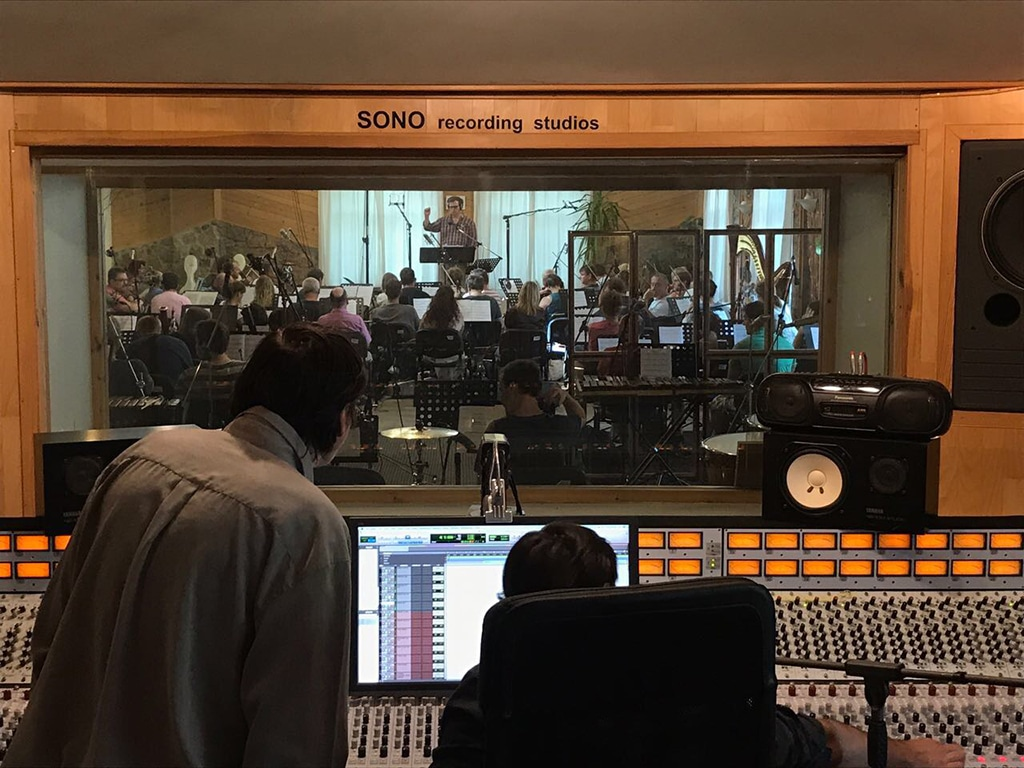 """Für die """"Symphony of Life"""" ließ Pure Perfection eigens das Prager Symphonieorchester Bohemia in den Sono Recording Studios aufnehmen."""