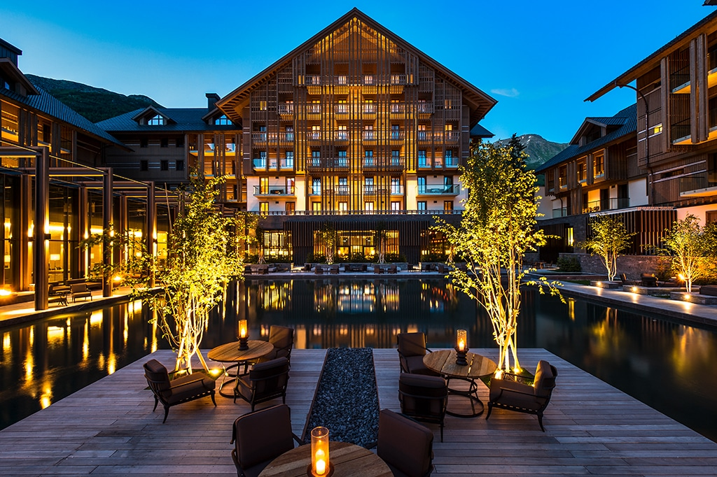The Chedi in Andermatt