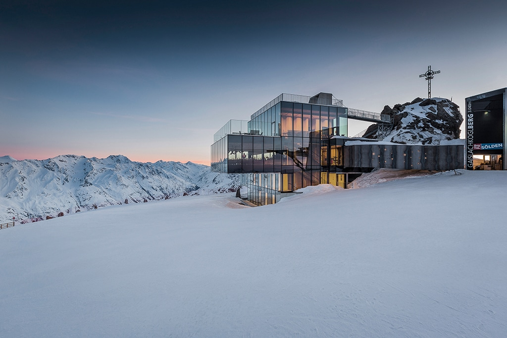 Das Ice Q in Tirol