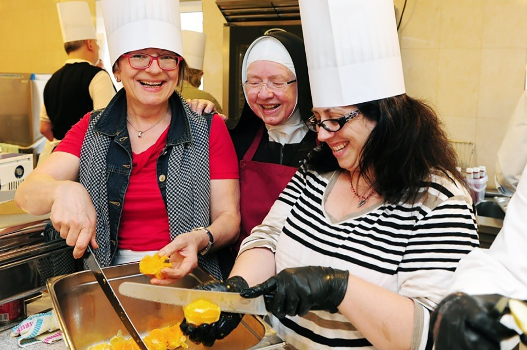 Charity Cooking
