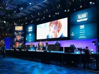 Activision Blizzard auf der Gamescom 2017