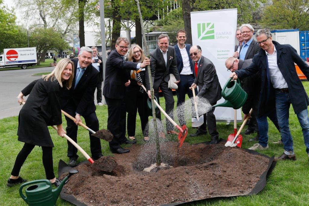 Gemeinschafts-Aktion der Deutsche Messe AG und des FAMAB auf der Hannover Messe 2018