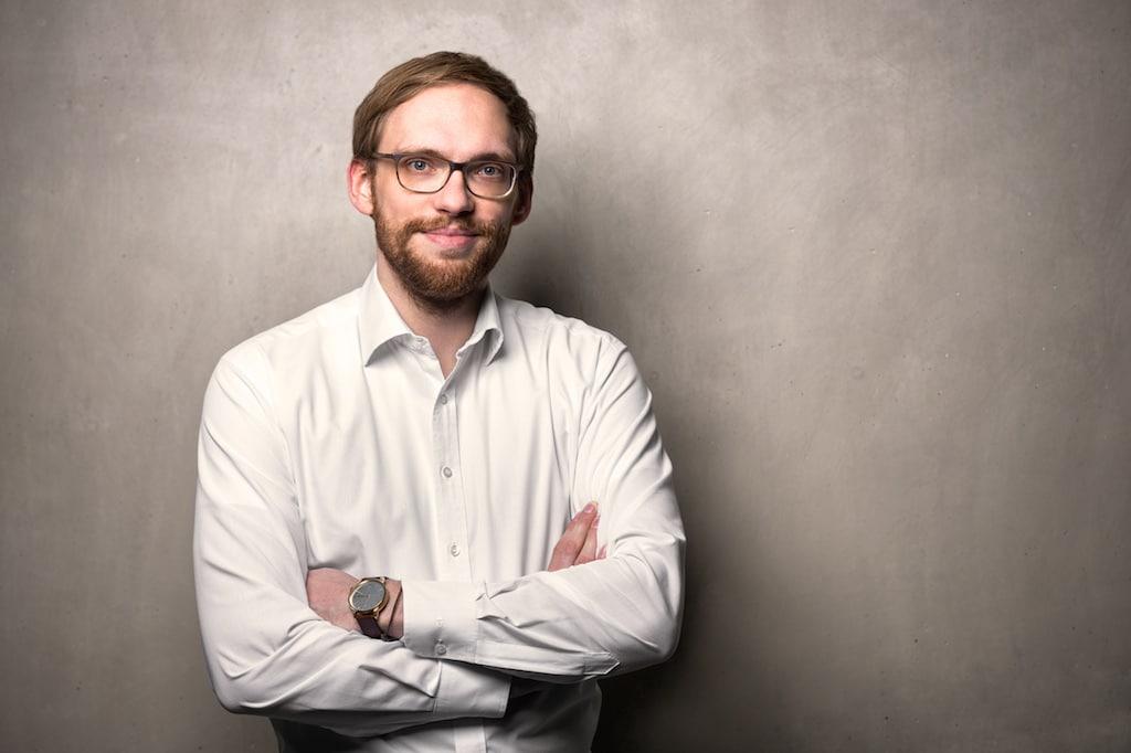 Hendrik Zilien, Teamleiter, fischerAppelt, live marketing