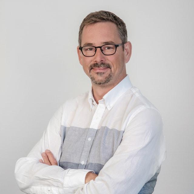 Jens Oppermann, Senior Innovation Manager, Stagg & Friends