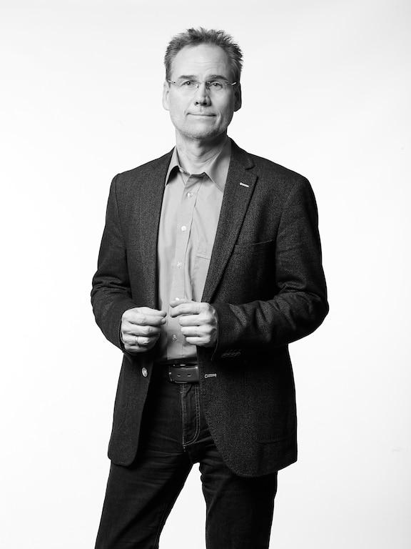Andreas Laube, Managing Director, MCI Deutschland