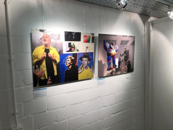 5 Jahre Vok Dams Atelierhaus