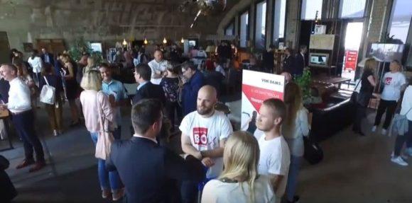 Mehr als 100 Gäste folgten der EInladung von Vok Dams zum 21. TrendLab.