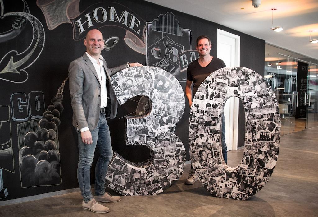 Christian Münch und Chris Boehm-Tettelbach, Vorstand, planworx