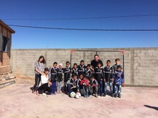 Non-Profit-Projekt von planworx in Marokko