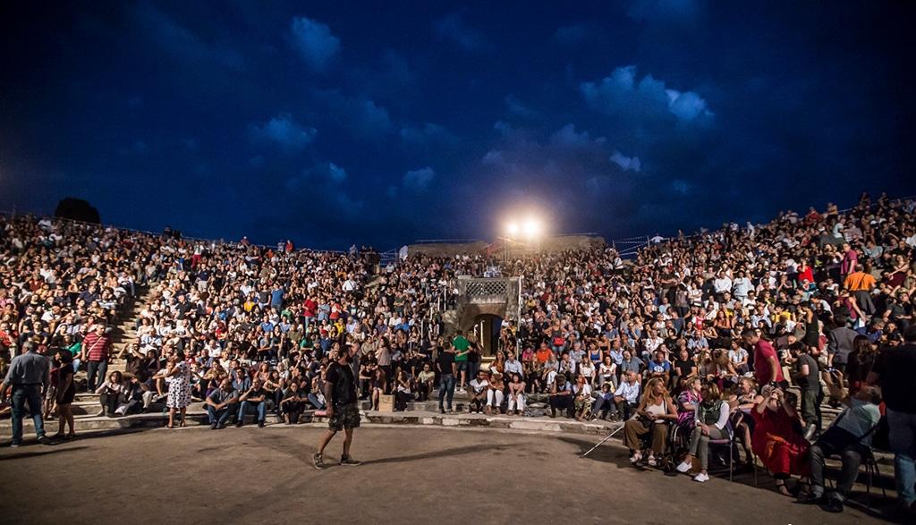 teatro Ostia-Antica