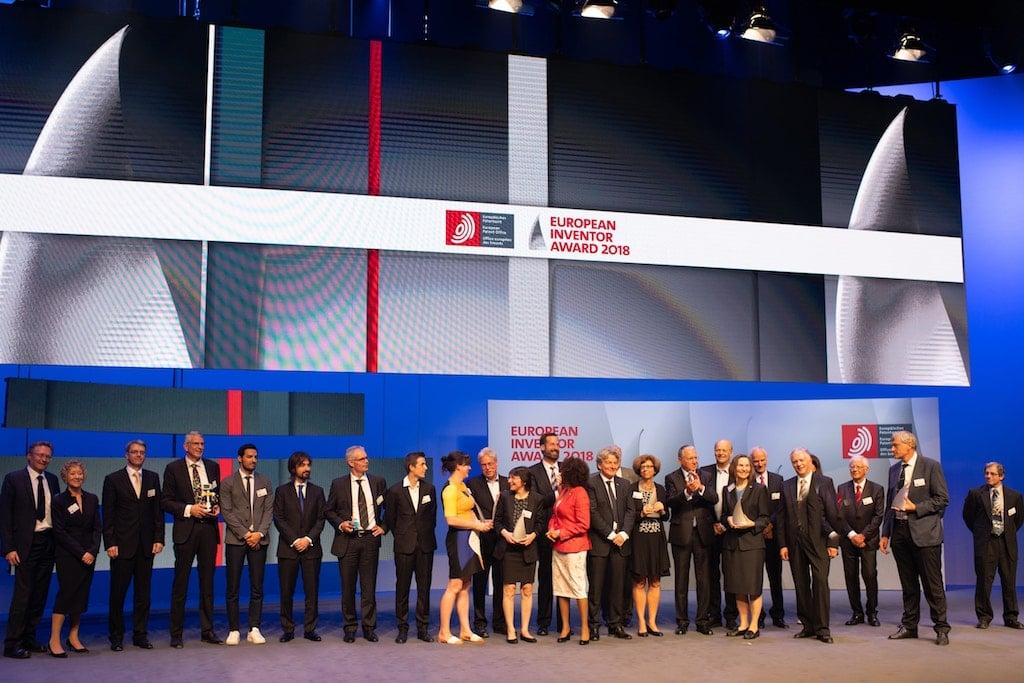 Finalisten der European Inventor Awards 2018