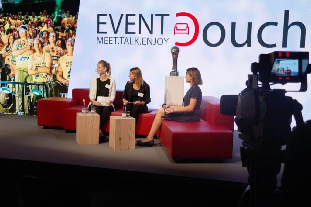Interview bei der Eventcouch 2018
