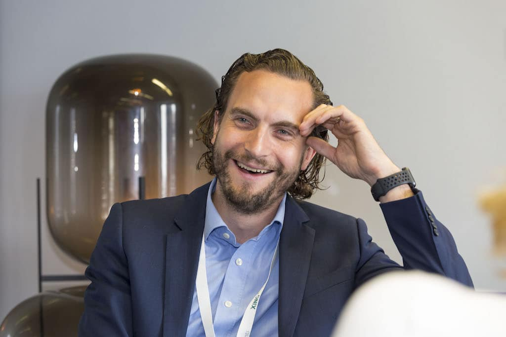 Prof. Dr. Cai-Nicolas Ziegler, CEO Xing Events