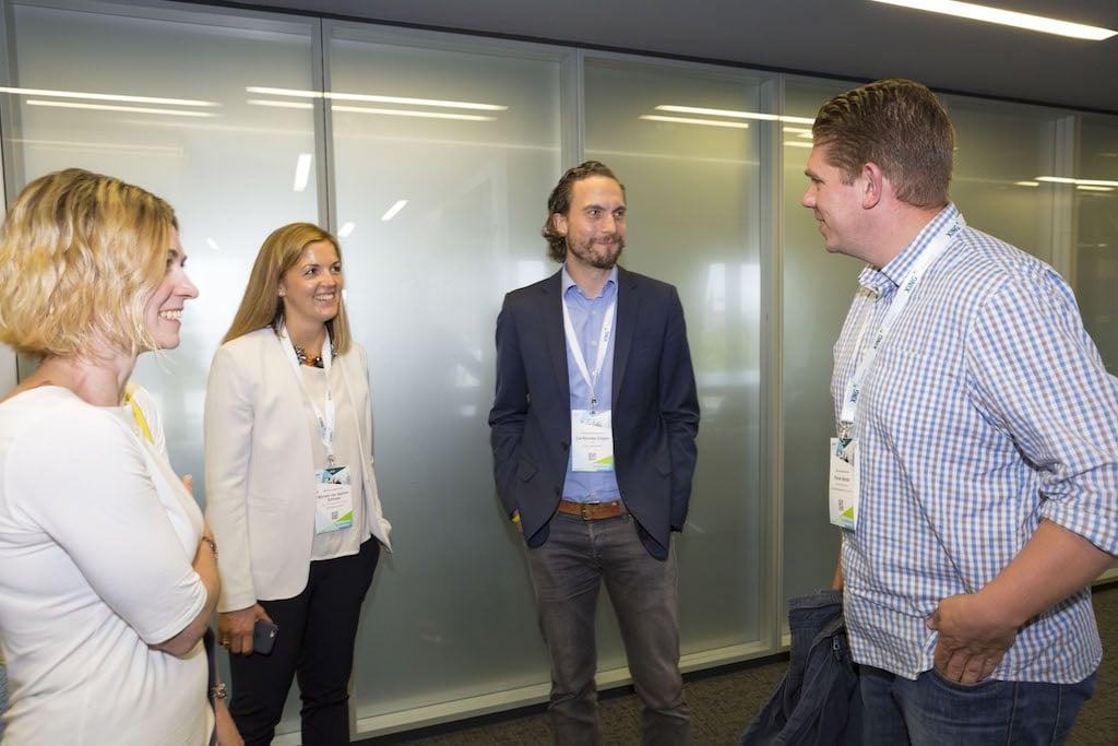 Martina Gawenda, Myriam van Alphen-Schrade, Prof. Dr. Cai-Nicolas Ziegler, Florian Bender