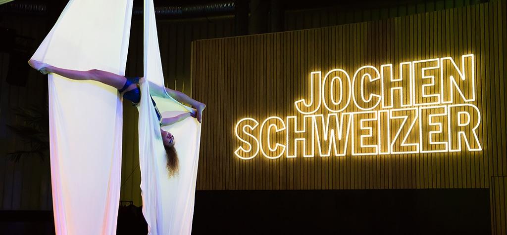 Jochen Schweizer Arena: