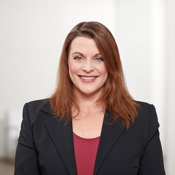 Eventmanagerin Karine Serra