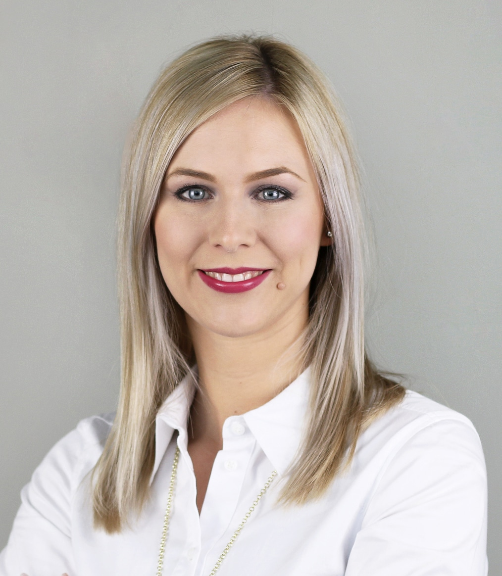 Kristin Föll, Personalmanagerin bei marbet