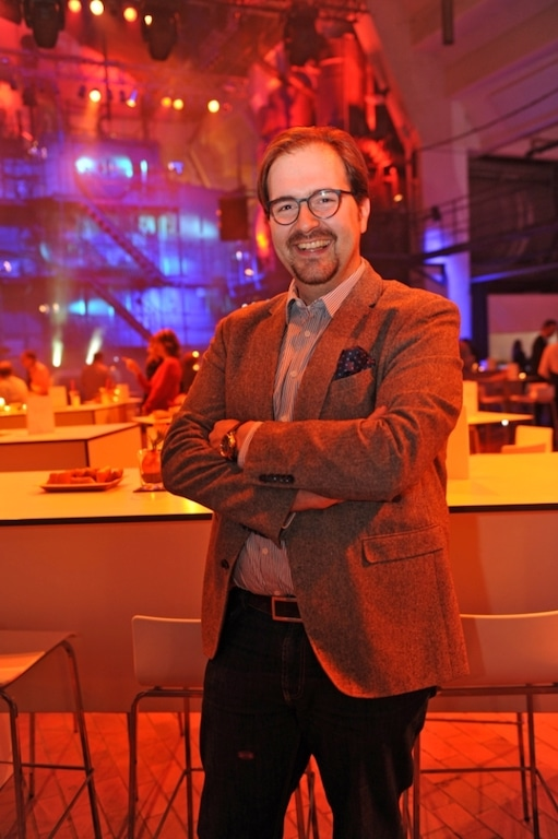 Lars Wessel, Geschäftsführer Foodpol Concept Catering