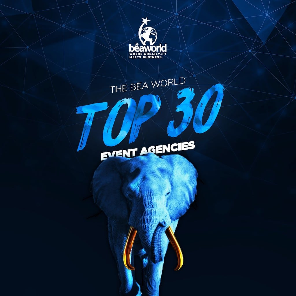 BEA World Top 30 Agencies