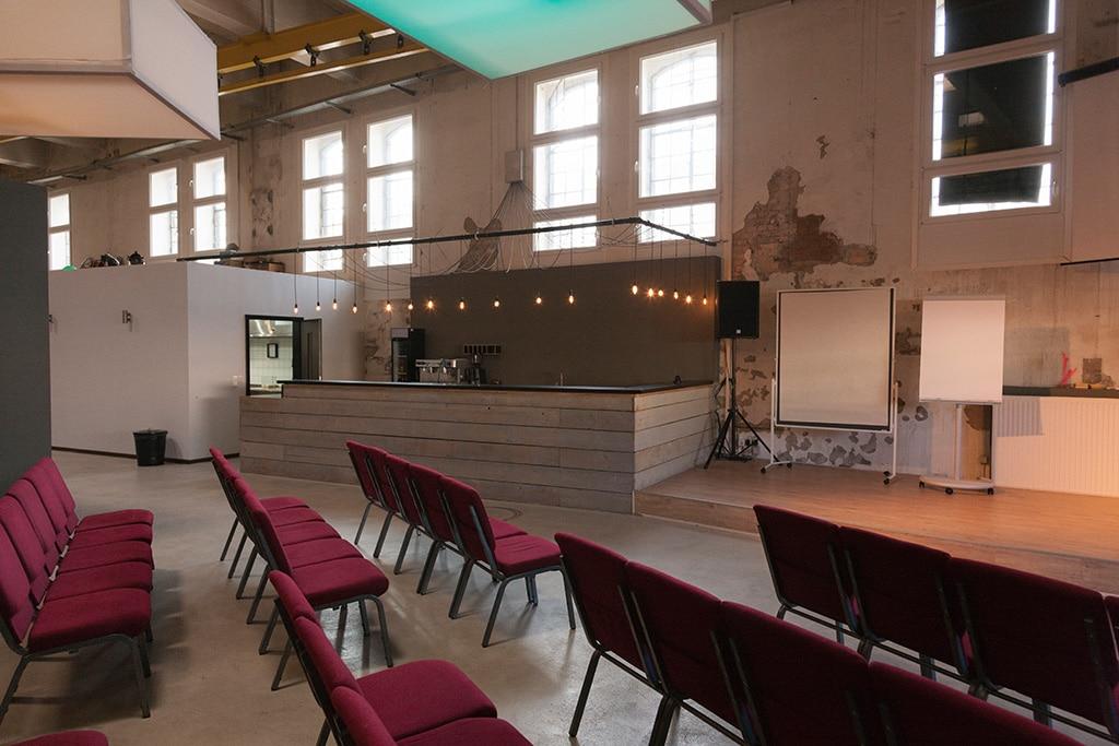 Business Center Alte Waggonfabrik der Halle 45