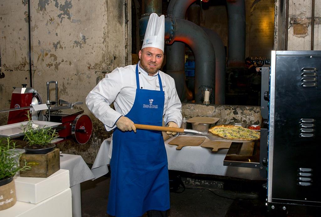Front Cooking mit der FSGG