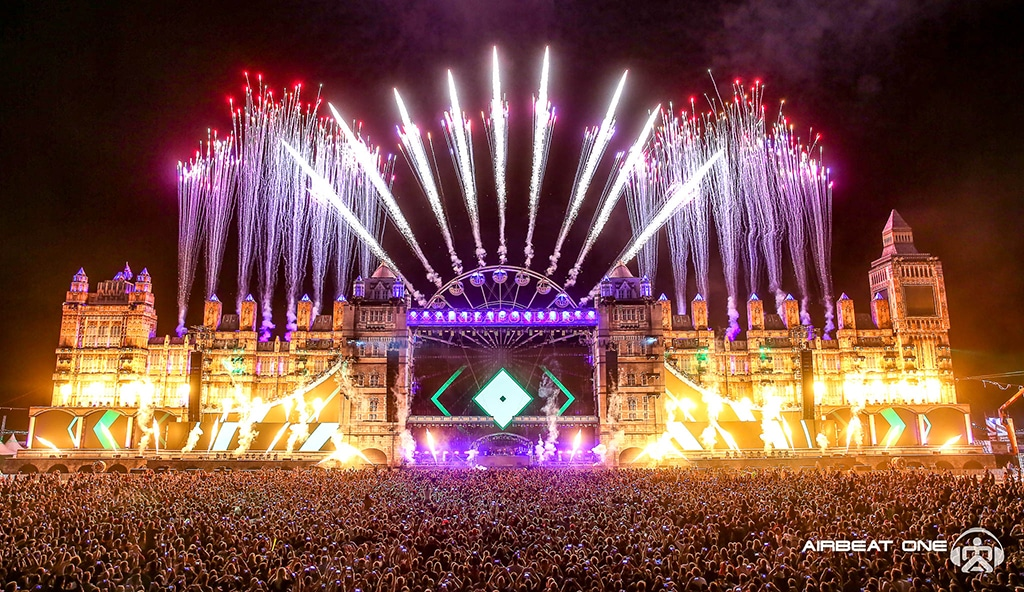 Mainstage Airbeat One