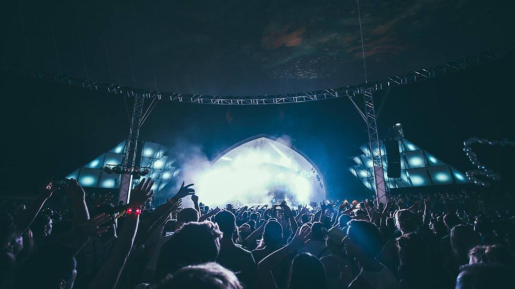Magic Sky beim Echelon Festival 2018