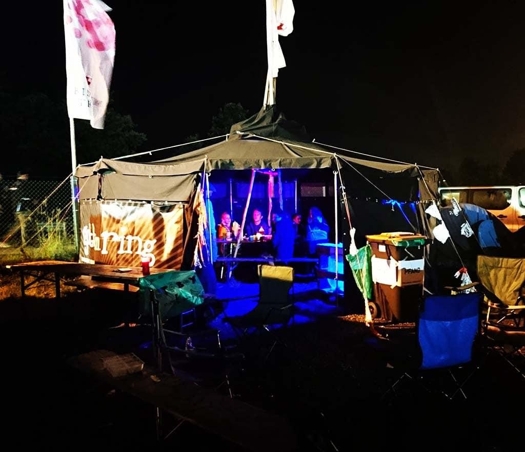 Seelsorge auf dem Festival