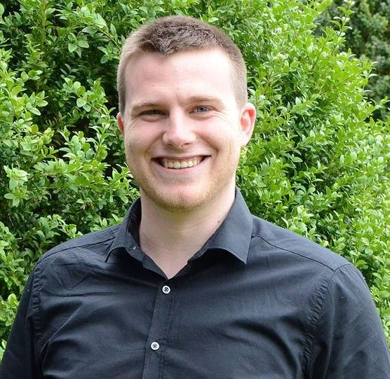 Gemeindereferent Philipp Hein aus der Pfarreiengemeinschaft Niederehe