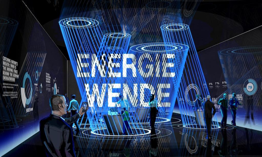 """Der Deutsche Pavillon CAMPUS GERMANY: Ausstellung, """"Energy Lab"""""""