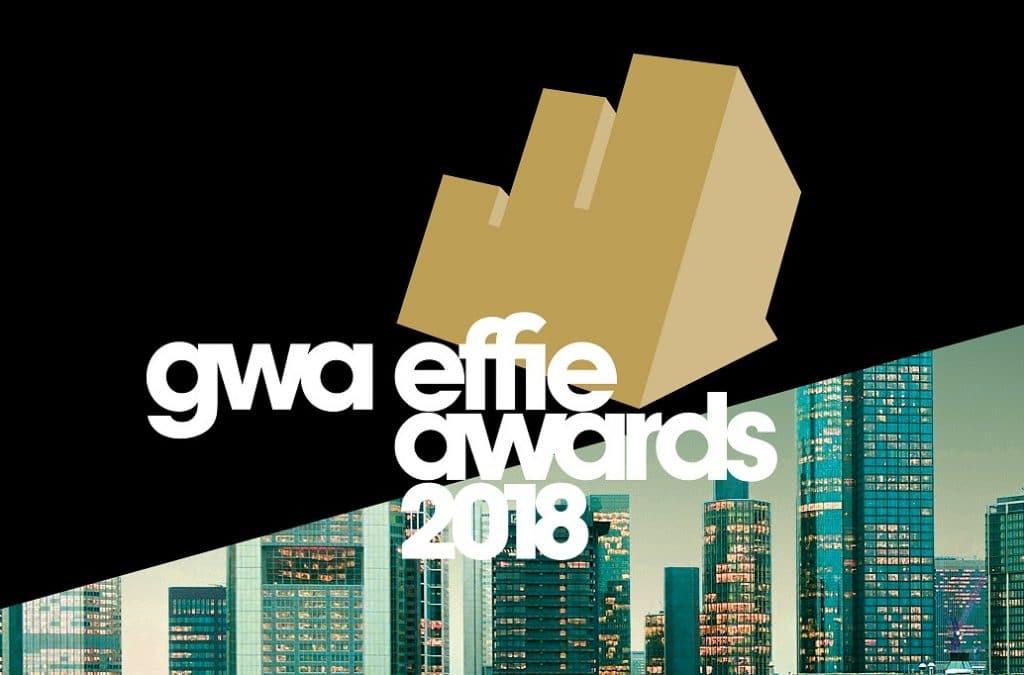 GWA Effie Awards 2018