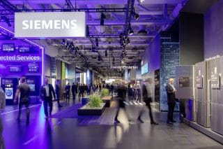 Siemens Messestand IFA 2018, Berlin