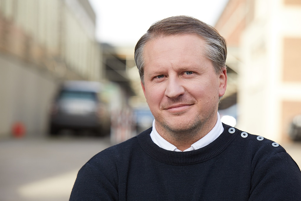 Niklas Melin, Senior HR Manager bei Uniplan