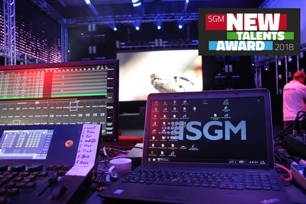 SGM New Talents Awardx