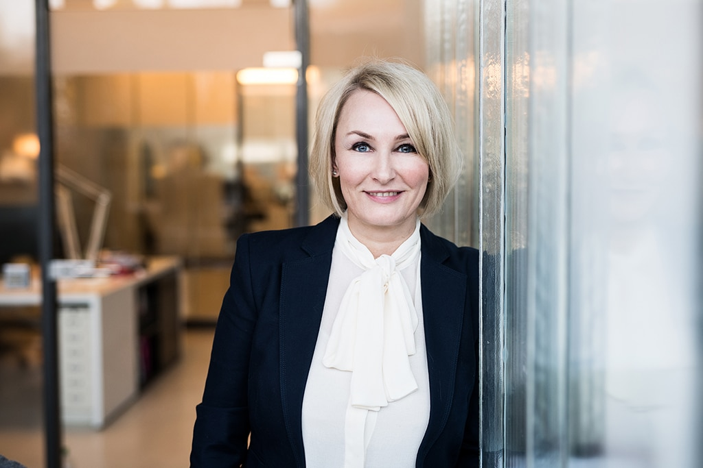 Skadi Hartemink, Head of Human Resources bei fischerAppelt