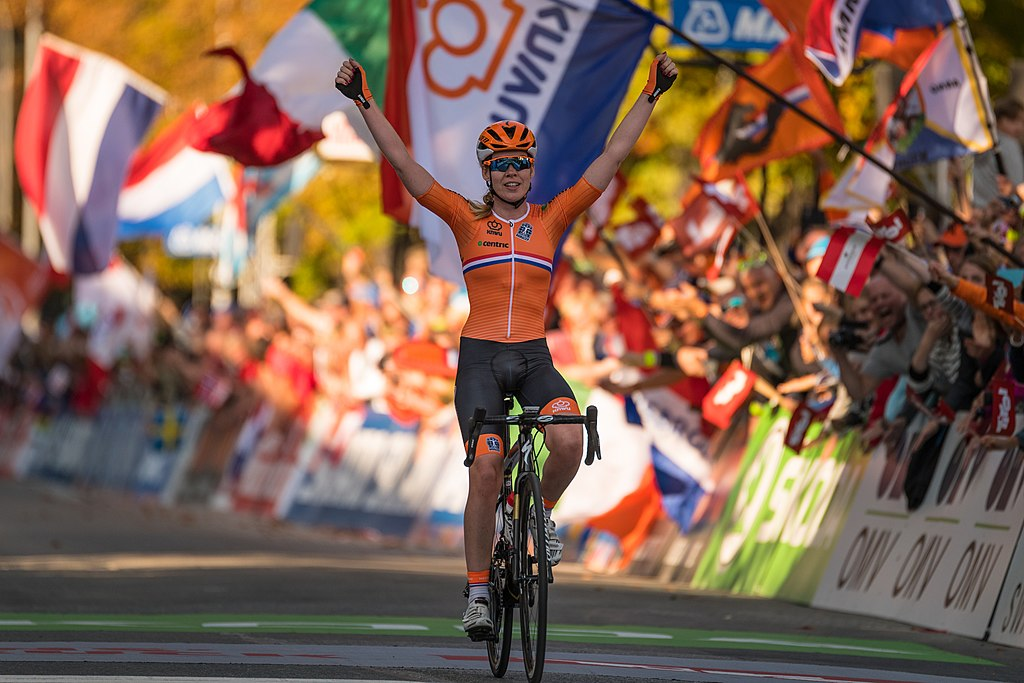 UCI_Road_World_Championships_Innsbruck_Women_Elite_Road_Race_Anna_van_der_Breggen