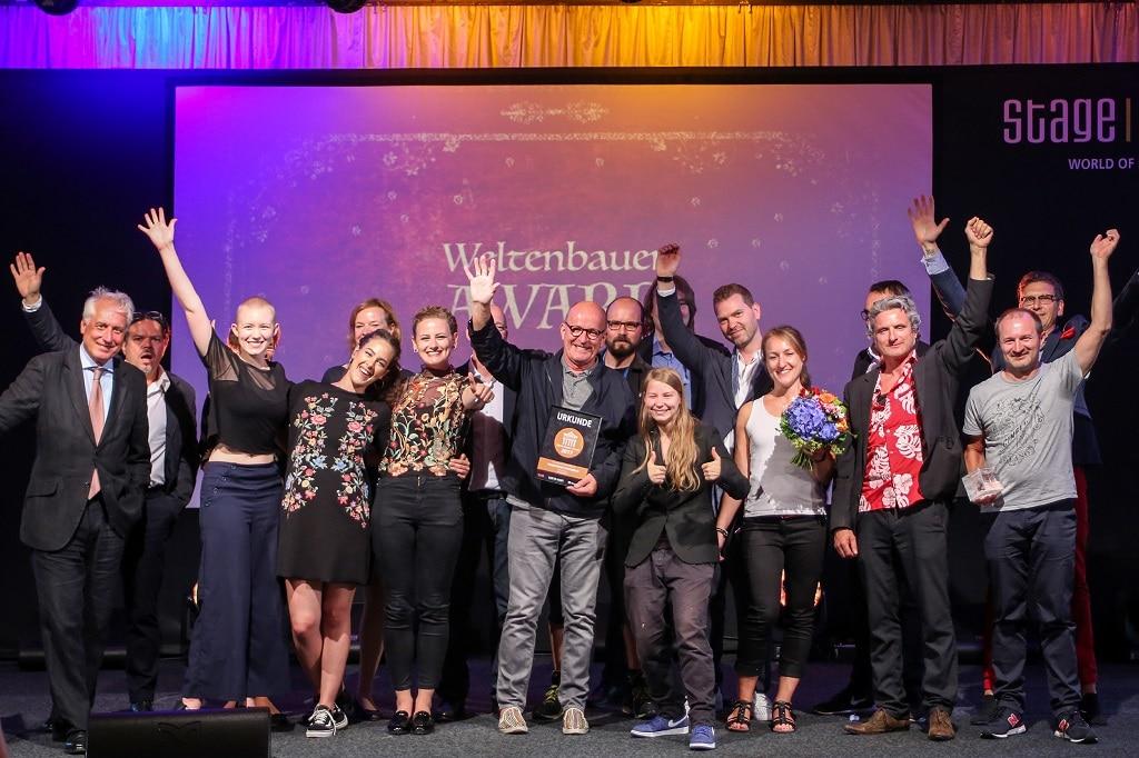 Stage|Set|Scenery 2017 - Weltenbauer Award