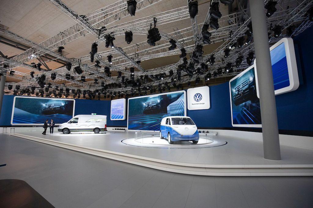 IAA 2018: VW Nutzfahrzeuge AG