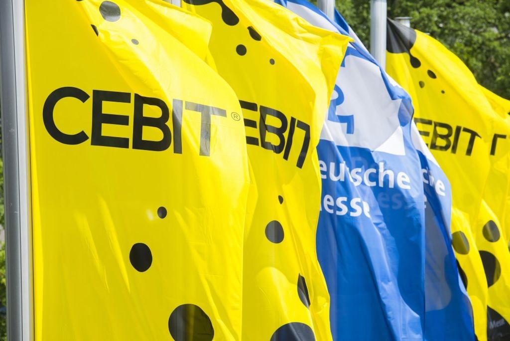 CEBIT, 11. - 15. Juni 2018 in Hannover