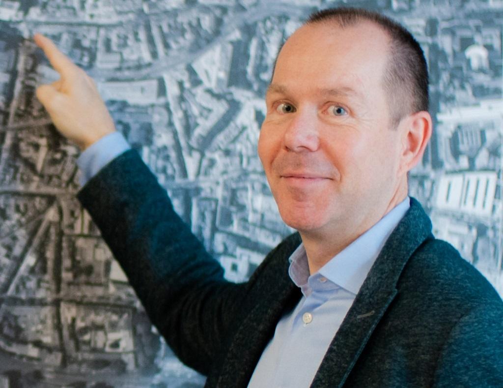Marco Dröge, Geschäftsführer face to face GmbH
