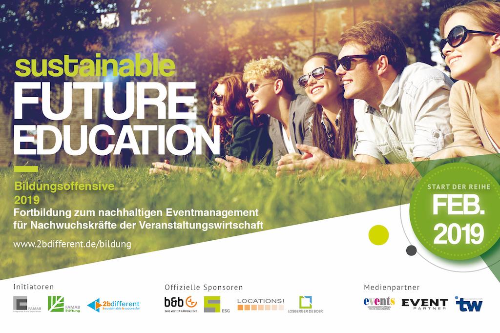 Bildungsoffensive Sustainable Future Education