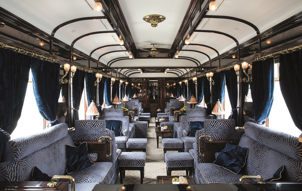 Venice Simplon-Orient-Express Piano Bar Copyright Matt Hind