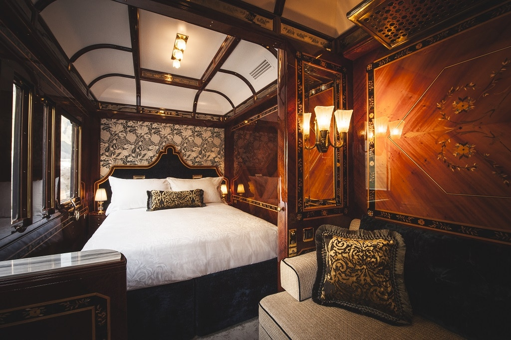Venice Simplon-Orient-Express Suite Copyright Martin Scott Powell