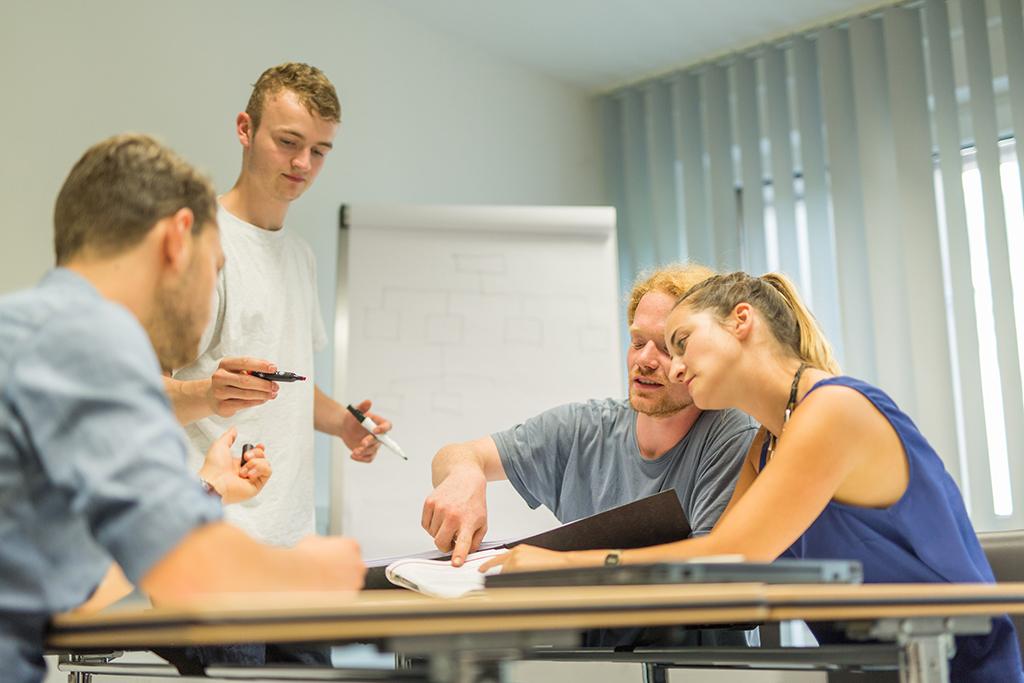 Studiengang SLK an der TH Mittelhessen