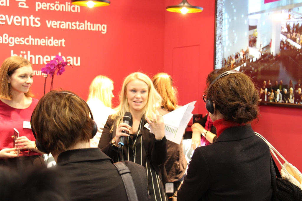 Impressionen von der Best of Events 2019