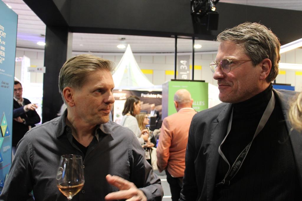Nico Ubenauf und Torsten Widarzik