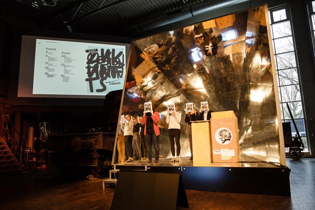 Szenografie-Kolloquium in der DASA Arbeitswelt Ausstellung
