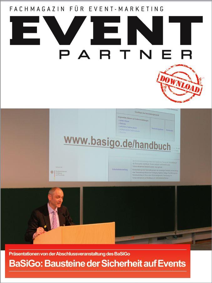 Produkt: Präsentation von der Abschlussveranstaltung des BaSiGo